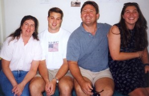 Becky & Todd Olson Family